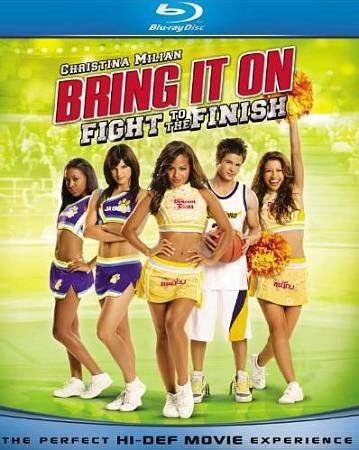 Bring It On: Fight To The Finish (Blu-ray Disc)