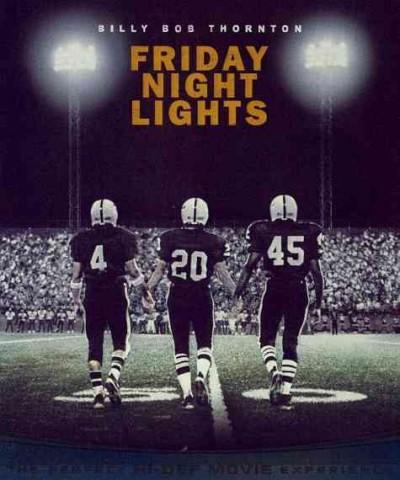 Friday Night Lights (Blu-ray Disc)