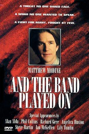 And the Band Played on (DVD)