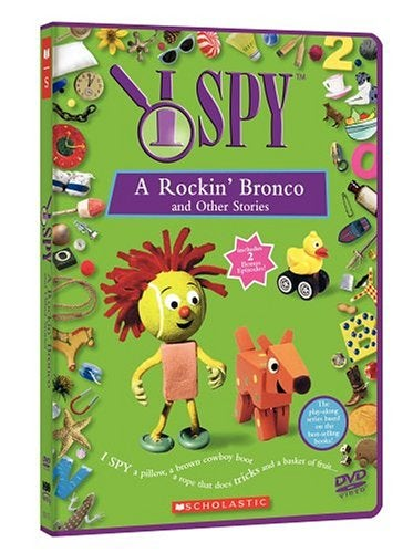 I Spy: A Rockin' Bronco and Other Stories (DVD)