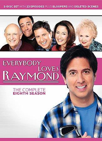 Everybody Loves Raymond: The Complete Eighth Season (DVD)