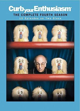 Curb Your Enthusiasm: The Complete Fourth Season (DVD)