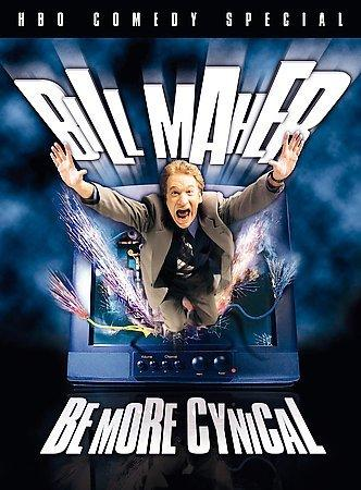 Bill Maher: Be More Cynical (DVD)