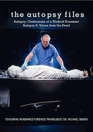 The Autopsy Files (DVD)