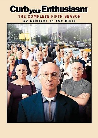 Curb Your Enthusiasm: The Complete Fifth Season (DVD)
