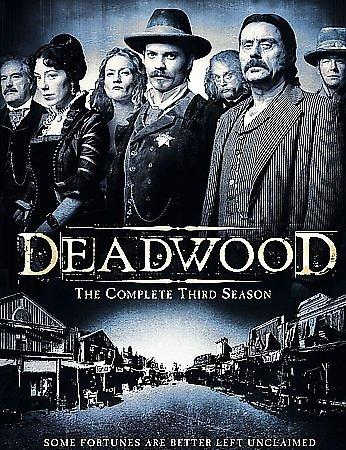 Deadwood: The Complete Third Season (DVD)