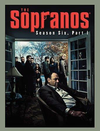 The Sopranos: Season 6 Part 1 (DVD)