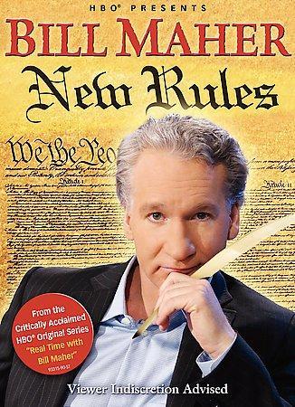 Bill Maher: New Rules (DVD)