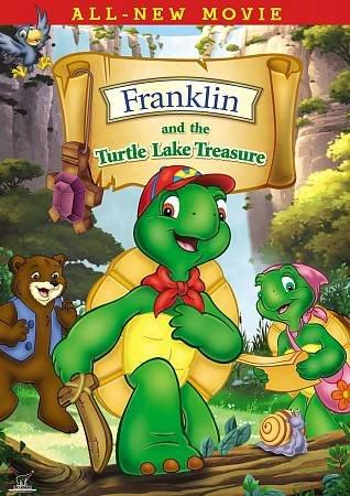 Franklin and the Turtle Lake Treasure (DVD)
