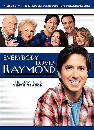 Everybody Loves Raymond: The Complete Ninth Season (DVD)
