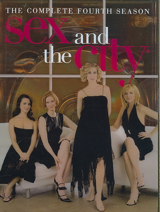 Sex and the City: Complete Fourth Season (DVD)