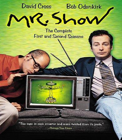 Mr. Show: Season 1 & 2 (DVD)