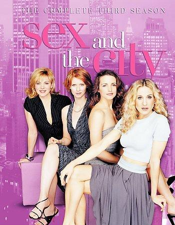 Sex and the City: Complete Third Season (DVD)
