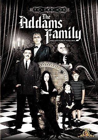 Addams Family Vol. 1 (DVD)