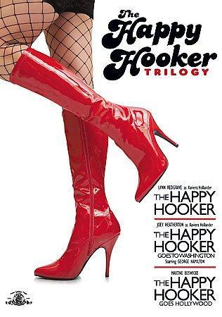 Happy Hooker Trilogy (DVD)