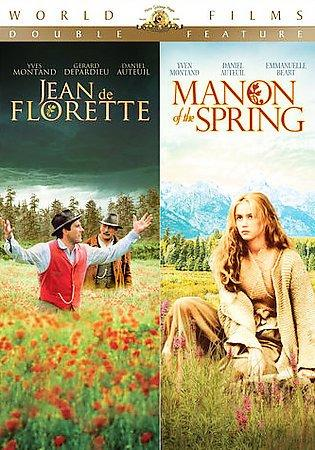 Manon Of The Spring/Jean De Florette (DVD)