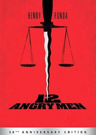 12 Angry Men 50th Anniversary Edition (DVD) - Thumbnail 0