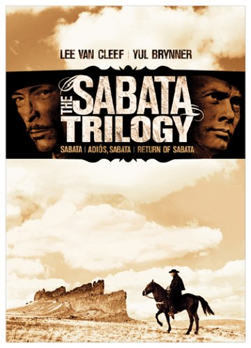 The Sabata Trilogy Collection (DVD)