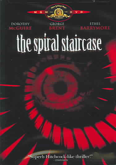 The Spiral Staircase (DVD)