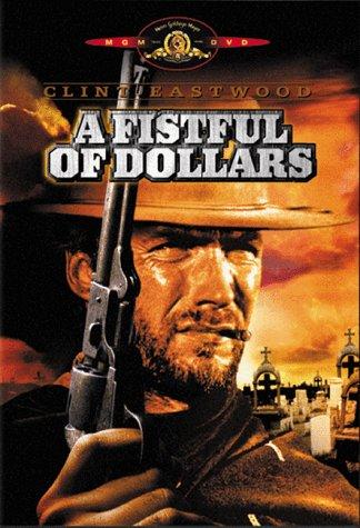 Fistful Of Dollars (DVD)