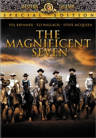 Magnificent Seven (Special Edition) (DVD)