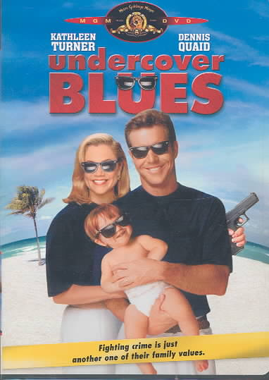 Undercover Blues (DVD)