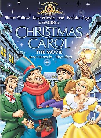 Christmas Carol The Movie (DVD)