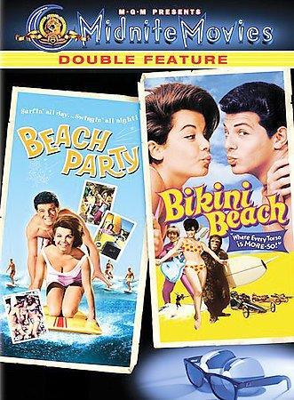 Beach Party/Bikini Beach (DVD)