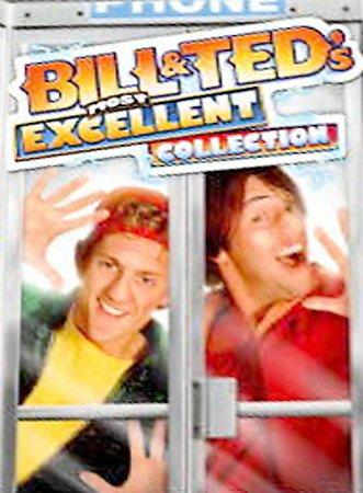 Bill And Ted's Most Excellent Collection (DVD)