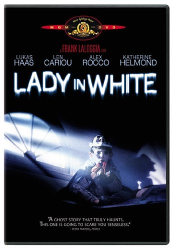 The Lady In White (DVD)