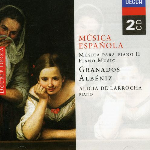 Alicia De Larrocha - Musica Espanola- Piano Music V 2