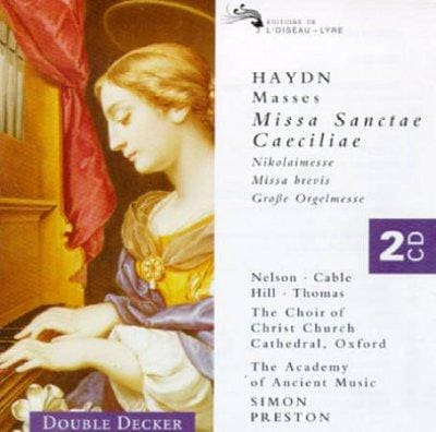 Preston/Academy of Ancient Music - Haydn:Four Masses