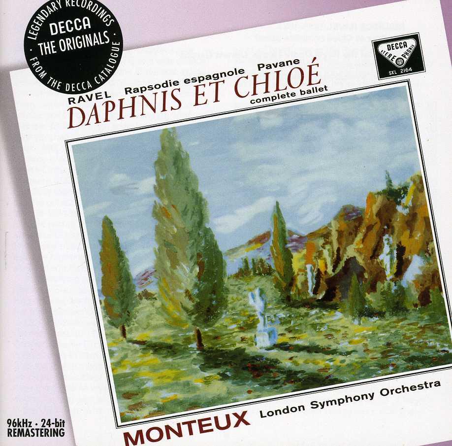 London Symphony Orchestra - Ravel: Daphnis Et Chloe