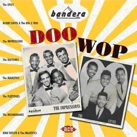 Various - Bandera Doo Wop
