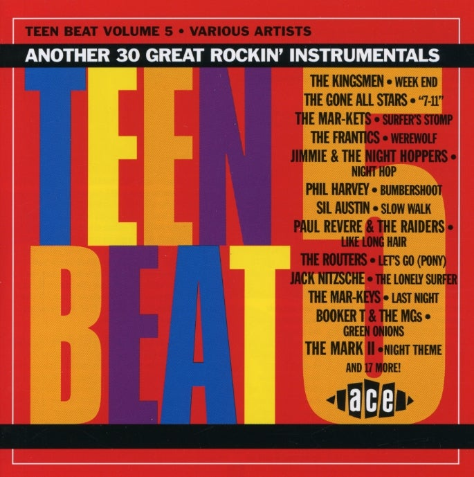 Various - Teen Beat Vol. 05