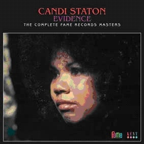 Candi Station - Evidence: Complete Fame Records Masters