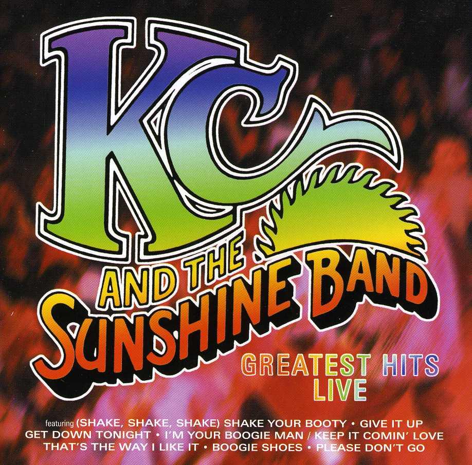 KC & The Sunshine Band - Greatest Hits Live