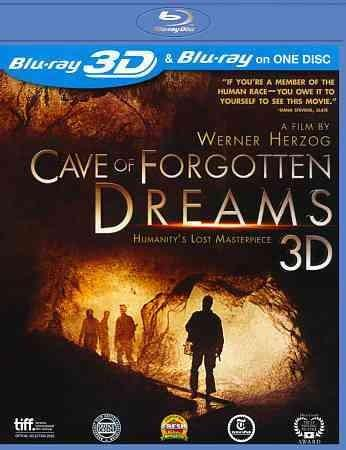 Cave of Forgotten Dreams (Combo) (Blu-ray Disc)