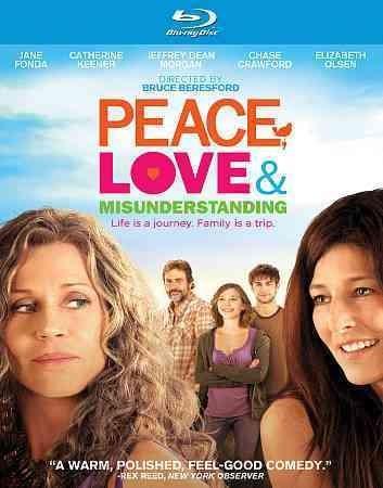 Peace, Love and Misunderstanding (Blu-ray Disc)