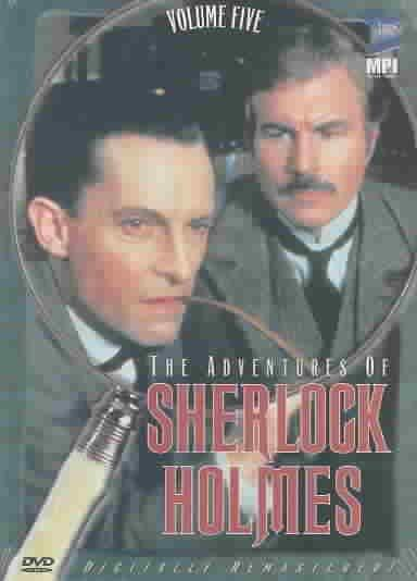 The Adventures Of Sherlock Holmes Vol. 5 (DVD)