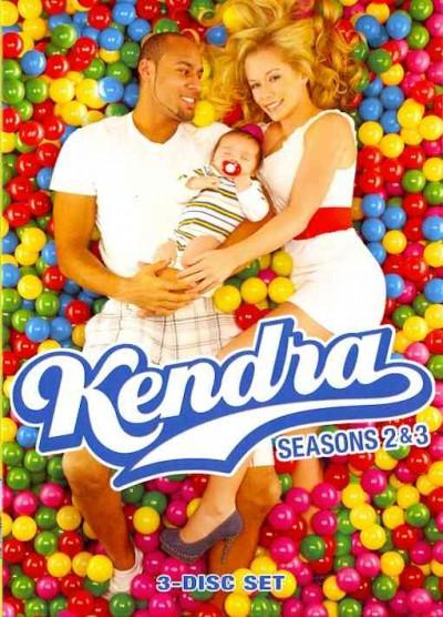 Kendra Seasons 2 & 3 (DVD)