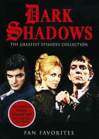 Dark Shadows: Fan Favorites (DVD)
