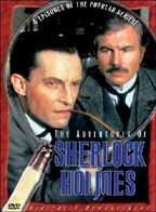 Adventures Of Sherlock Holmes Vol. 1 (DVD) - Thumbnail 0
