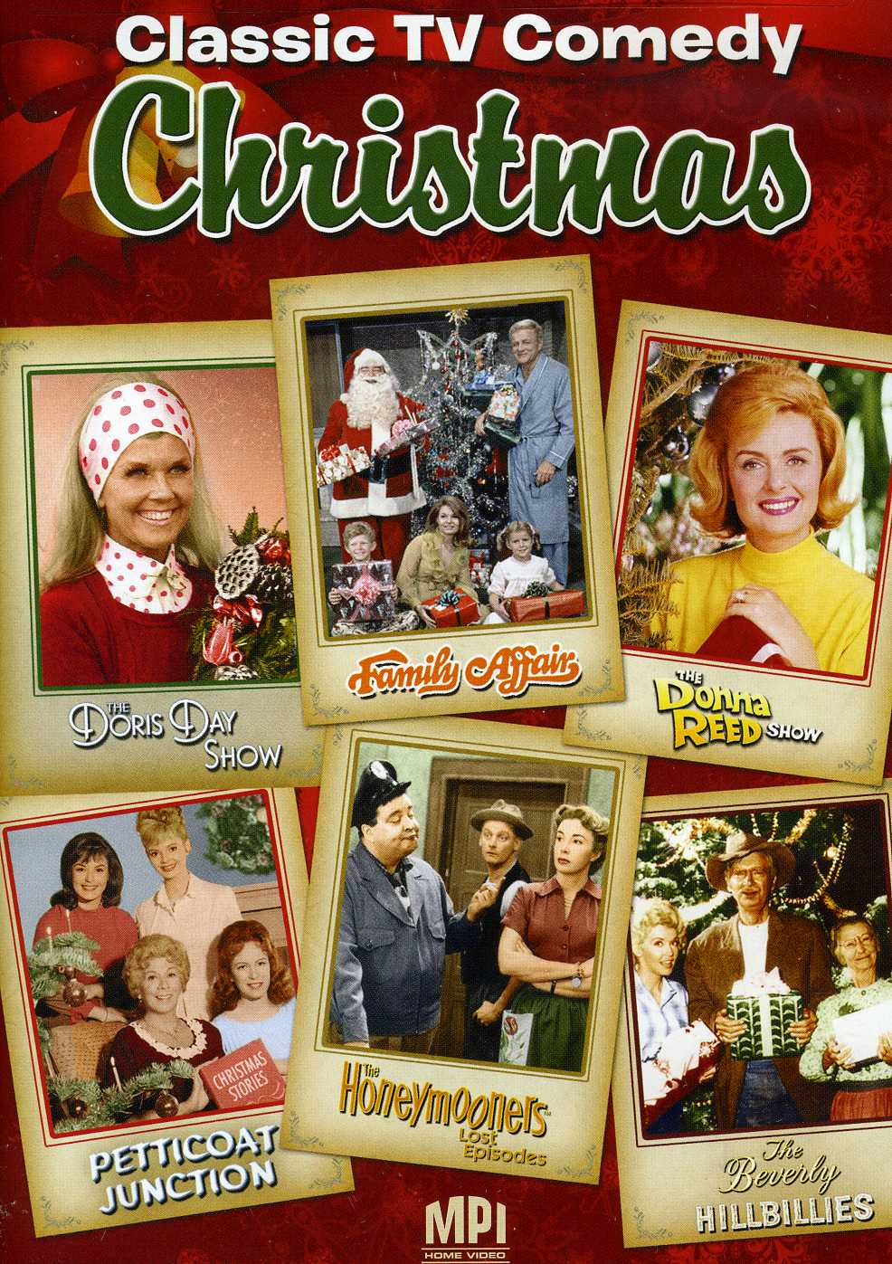 The Ultimate Classic TV Christmas Collection (DVD)