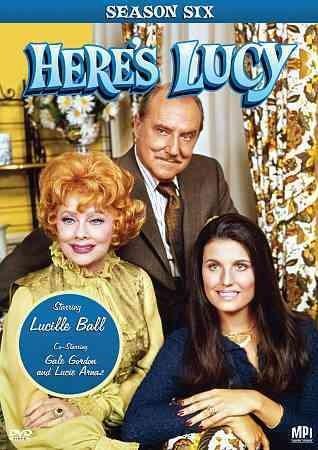Here's Lucy: Season 6 (DVD)