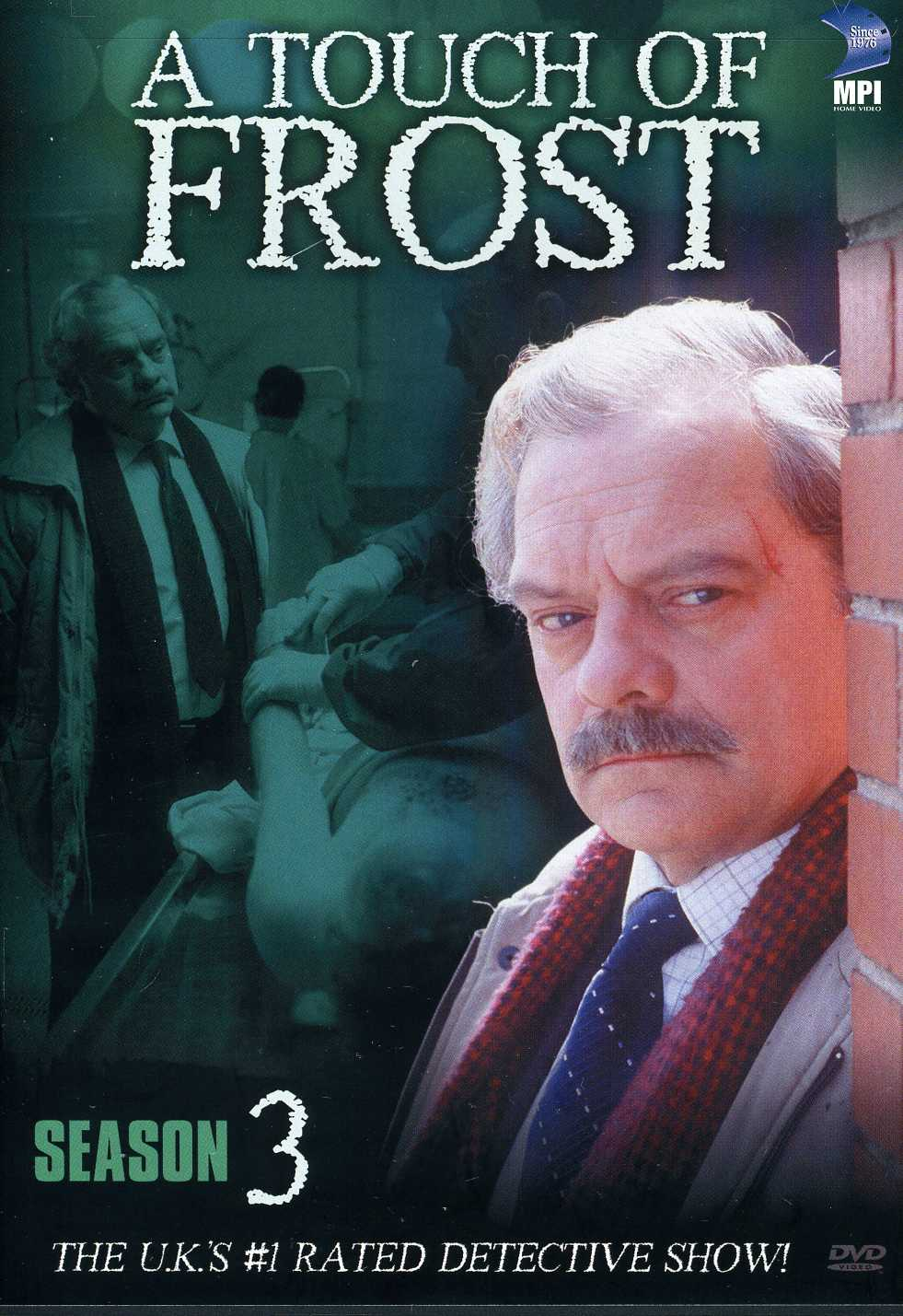 A Touch of Frost Season 3 (DVD)