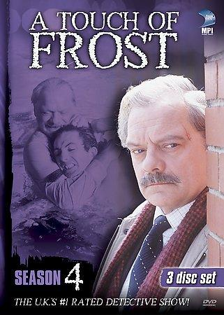 A Touch of Frost Season 4 (DVD)