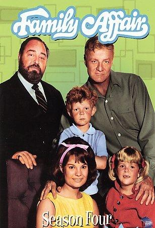 Family Affair Season 4 (DVD)