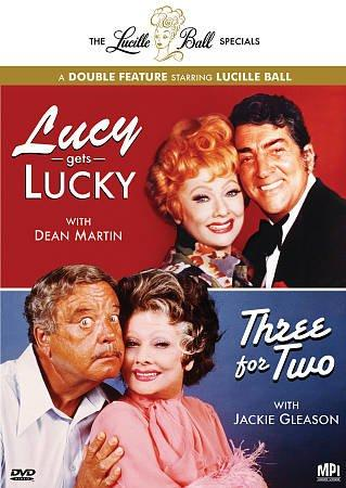 The Lucille Ball Specials: Lucy Gets Lucky & Three for Two (DVD)