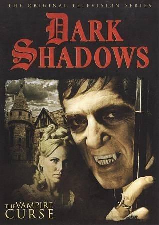 Dark Shadows: The Curse of The Vampire (DVD)